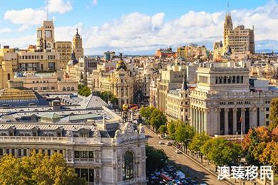 西班牙黄金签证申请人数大跌,不排除移民政策变动的可能!